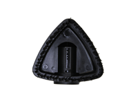 Triangular brush (J6393)